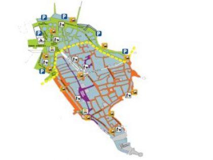 Ortigia – Chiusura centro storico alle auto nei week end e in settimana